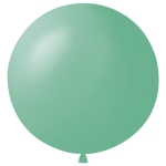 "Шар 24"" (61см) Пастель LIGHT GREEN 008"